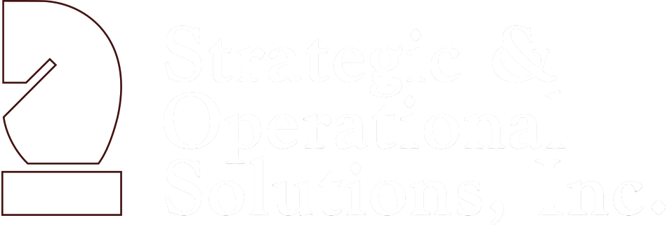 Strategic & Operational Solutions, Inc. | Business & Law Consultants